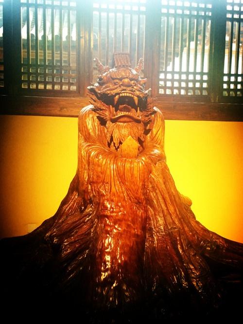 开化木雕开眼界 - yushunshun - 鱼顺顺的博客