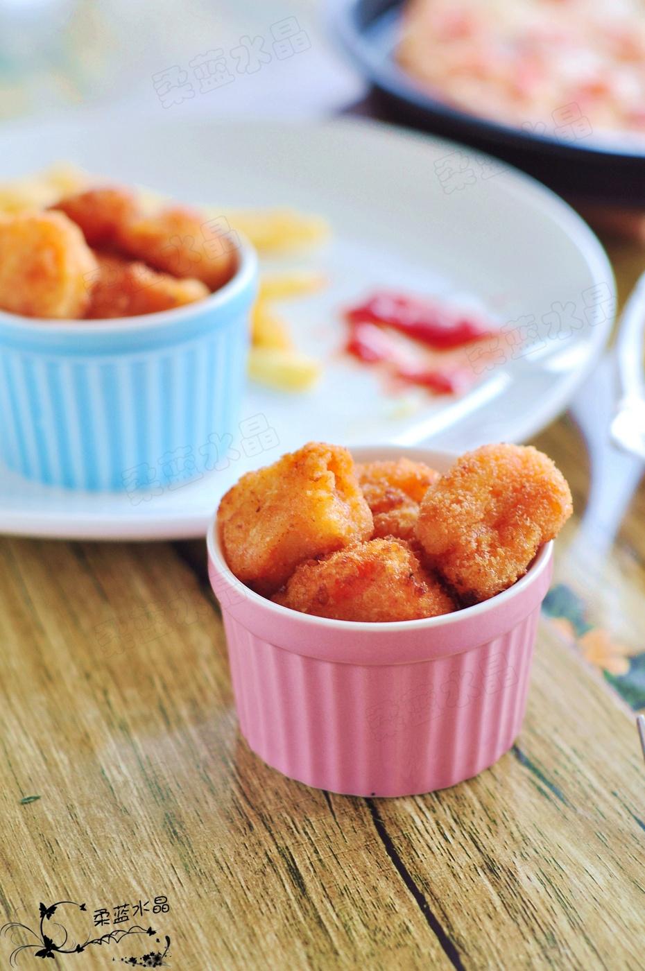 快餐店美味小吃轻松做——新奥尔良龙利鱼块 - 荷塘秀色 - 茶之韵