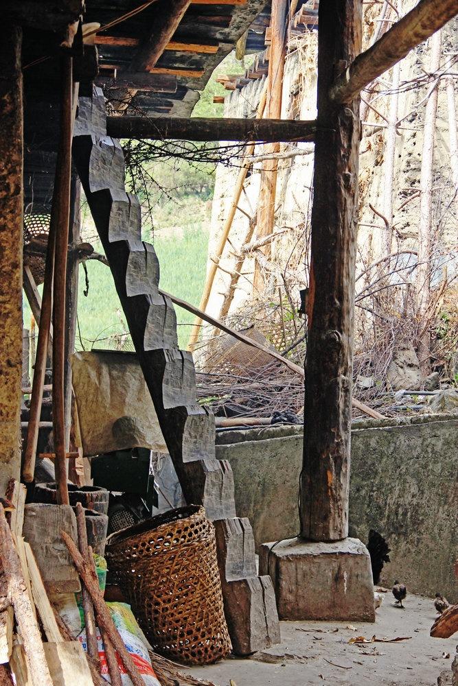 山村静谧秋那桶,峡谷幽深纳恰洛-云南怒江游之八 - 侠义客 - 伊大成 的博客