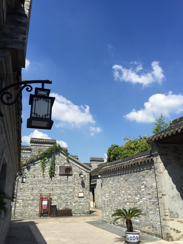 扬州游之四:长乐客栈的风景 - 蔷薇花开 - 蔷薇花开的博客