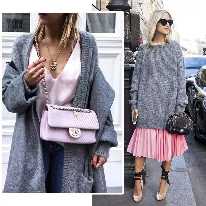 搭配经 | 粉色才是今年的标配色 - toni雌和尚 - toni 雌和尚的时尚经