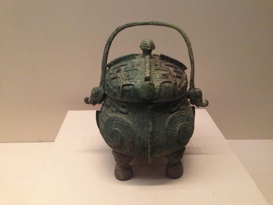 中国国家博物馆:河南历史文化展 - 余昌国 - 我的博客