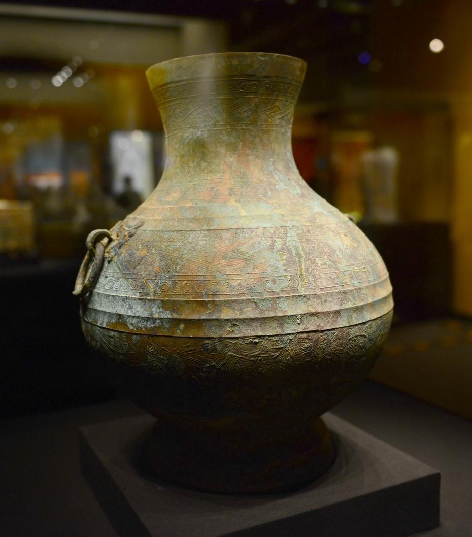 首都博物馆:海昏侯国考古成果展 - 余昌国 - 我的博客