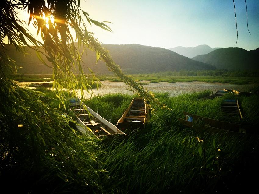 梦里游走泸沽湖 - yushunshun - 鱼顺顺的博客