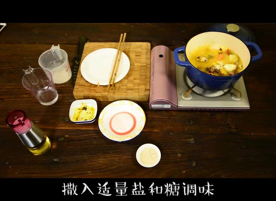 如何在家做出孩子喜欢的咖喱牛肉?学会这4步就够了 - 蓝冰滢 - 蓝猪坊 创意美食工作室