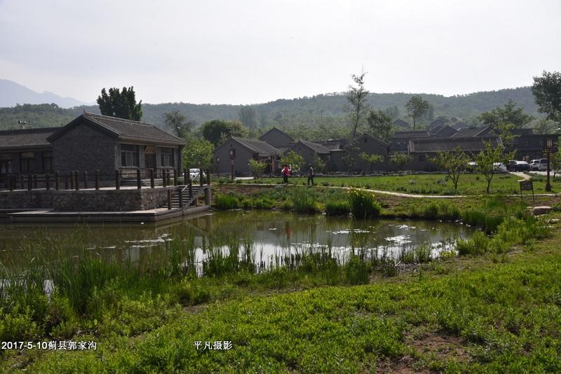 蓟州九龙潭风景图片