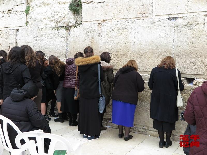 哭泣的西墙--耶路撒冷(1)_图1-9