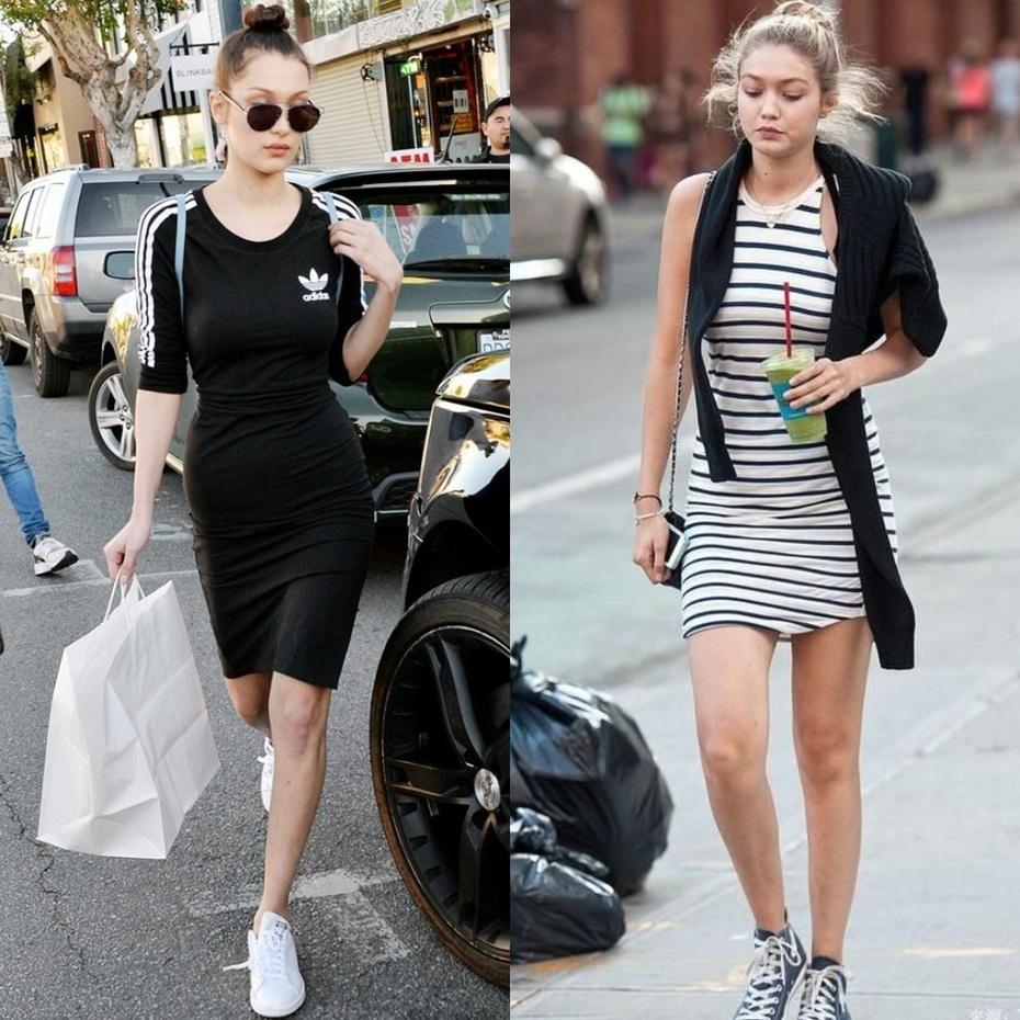 新晋超模们的天生好衣品 - toni雌和尚 - toni 雌和尚的时尚经