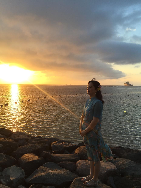 巴厘岛游记之九:两个金华 - 蔷薇花开 - 蔷薇花开的博客