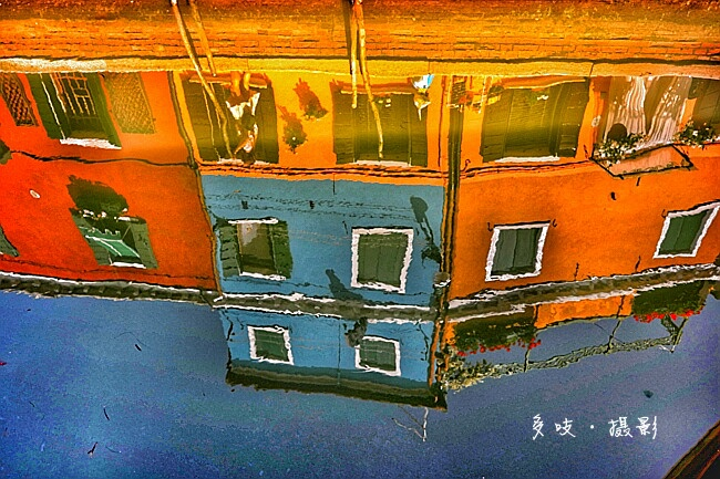 【意大利】上帝的调色板——威尼斯彩色岛 - 天神 - 天神的博客
