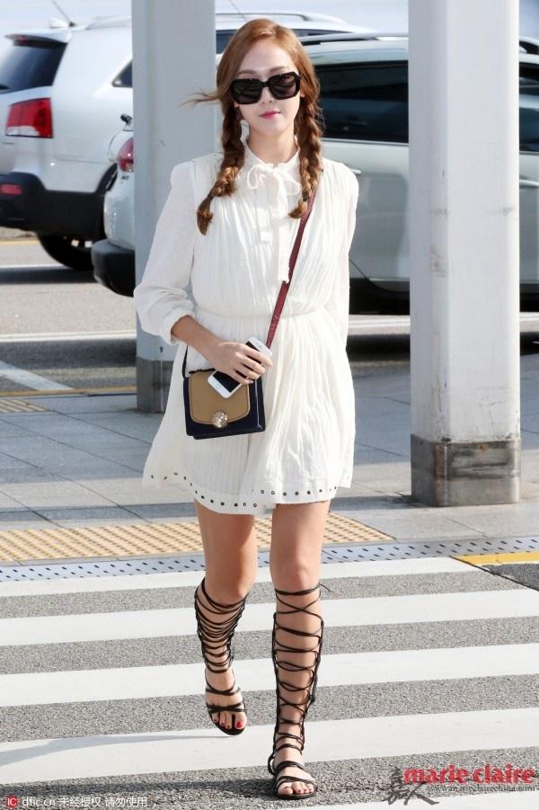 退团一年的西卡带着更好的自己回归 努力才是最美的扮靓利器 - 嘉人marieclaire - 嘉人中文网 官方博客