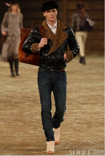 "Chanel""巴黎-达拉斯""系列发布 - VOGUE时尚网 - VOGUE时尚网"