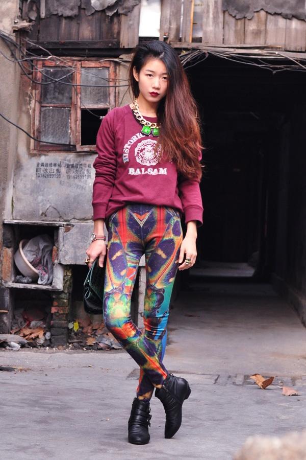 【Ava搭配日记】怀旧的人 - AvaFoo - Avas Fashion Blog