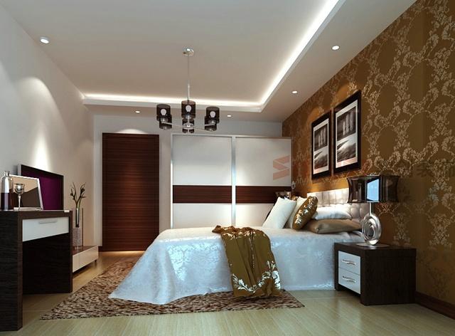 天津实创装饰 低调奢华有内涵的现代简约风格装修效果图赏