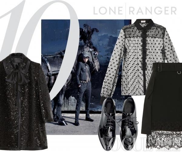 时尚怀旧风让节日着装更新颖 - VOGUE时尚网 - VOGUE时尚网