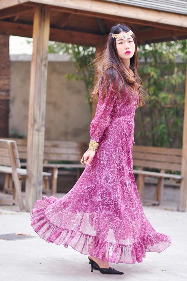 【Ava搭配日记】寻源印度波希米亚 - AvaFoo - Avas Fashion Blog