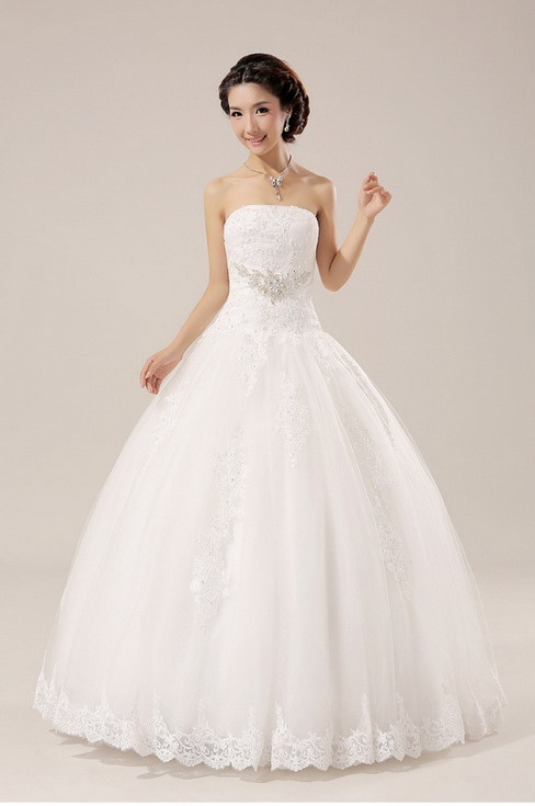 试婚纱的几个小妙招和关键步骤
