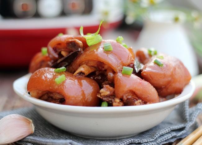 腐乳猪手---最有年味的家常菜 - 慢生活美食客 - 慢生活美食客