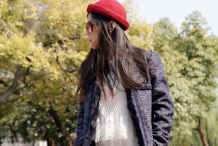 【馨馨520】香奈儿风格的外套,打造江南小女人情调 - 馨馨520 - 馨馨520