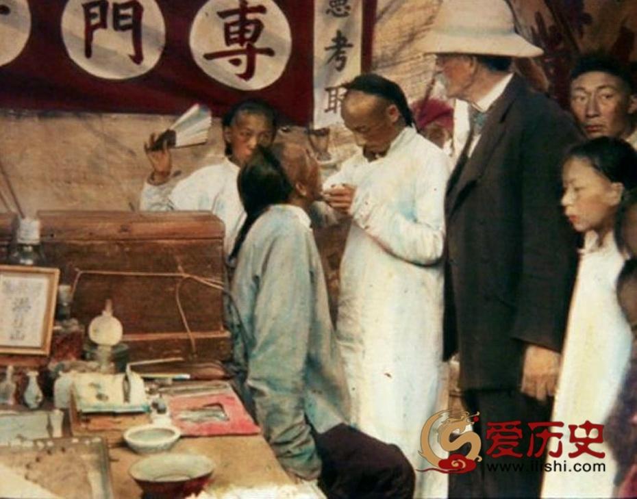 百年前幻灯片下的彩色中国 - 爱历史 - 爱历史---老照片的故事