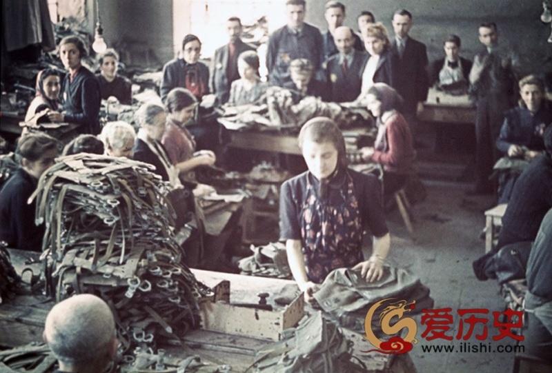 纳粹管理下的罗兹犹太隔离区 - 爱历史 - 爱历史---老照片的故事