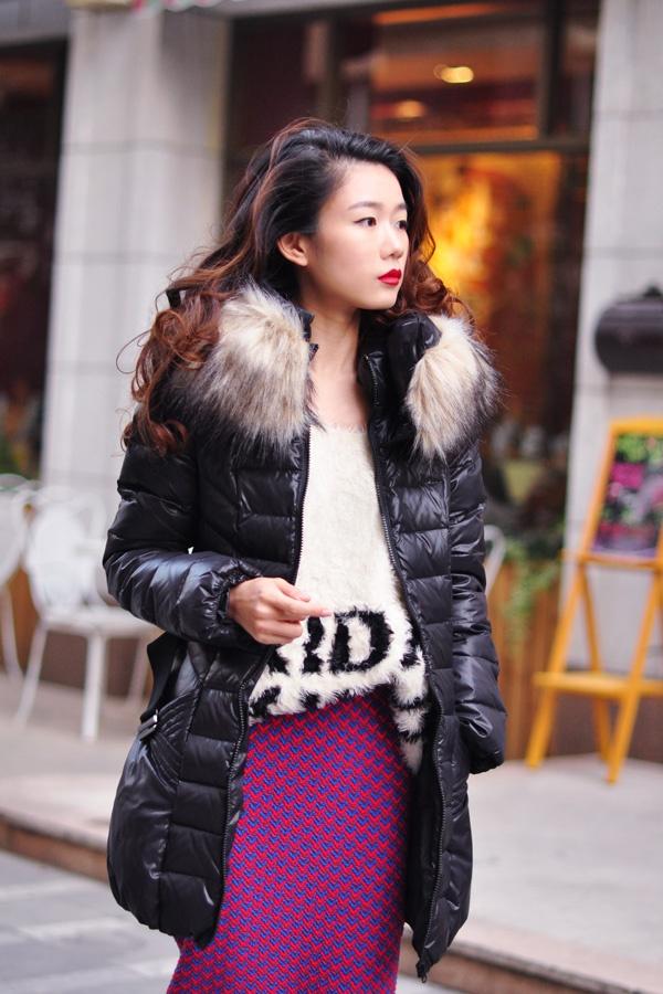 【Ava搭配日记】大卷发 - AvaFoo - Avas Fashion Blog