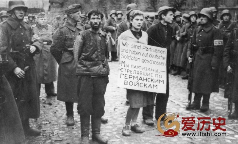 花季少女被纳粹虐杀全过程 - 爱历史 - 爱历史---老照片的故事
