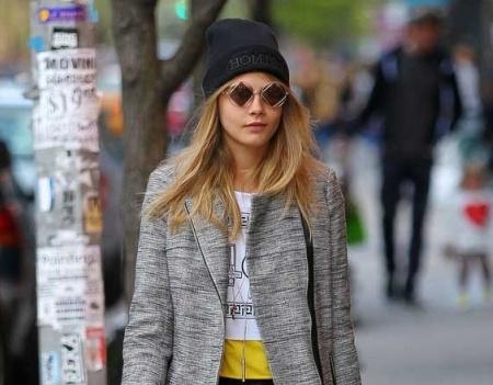 明星演绎冬日必备经典软呢大衣 - VOGUE时尚网 - VOGUE时尚网