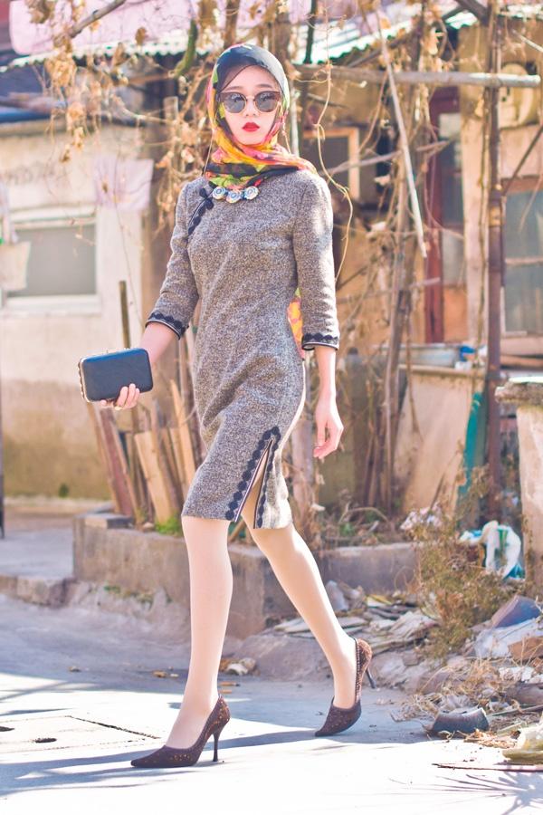 【Ava搭配周记】中式沉淀之美 - AvaFoo - Avas Fashion Blog