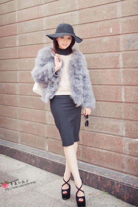 【服饰】优雅富贵的贵妇风--魅力无法抗拒。 - 草莓小玩子 -