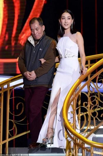 章子怡黄晓明夺冠第15届华表奖 - VOGUE时尚网 - VOGUE时尚网