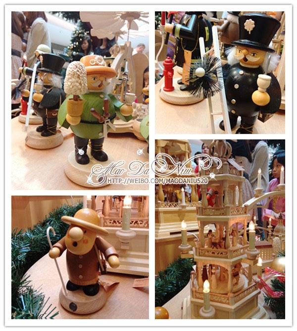圣诞特辑 hk圆方shopping记 - 猫大妞 - 猫大妞