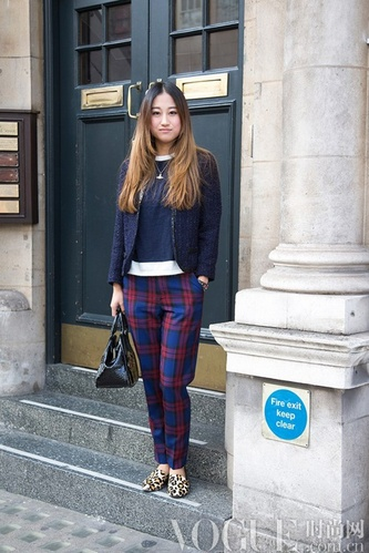 潮人冬季街拍穿搭实用参考 - VOGUE时尚网 - VOGUE时尚网