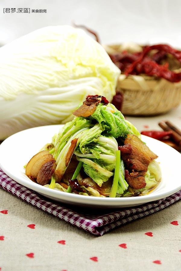 【炒大白菜】---考验厨师手艺高低的一道家常菜 - 慢生活美食客 - 慢生活美食客