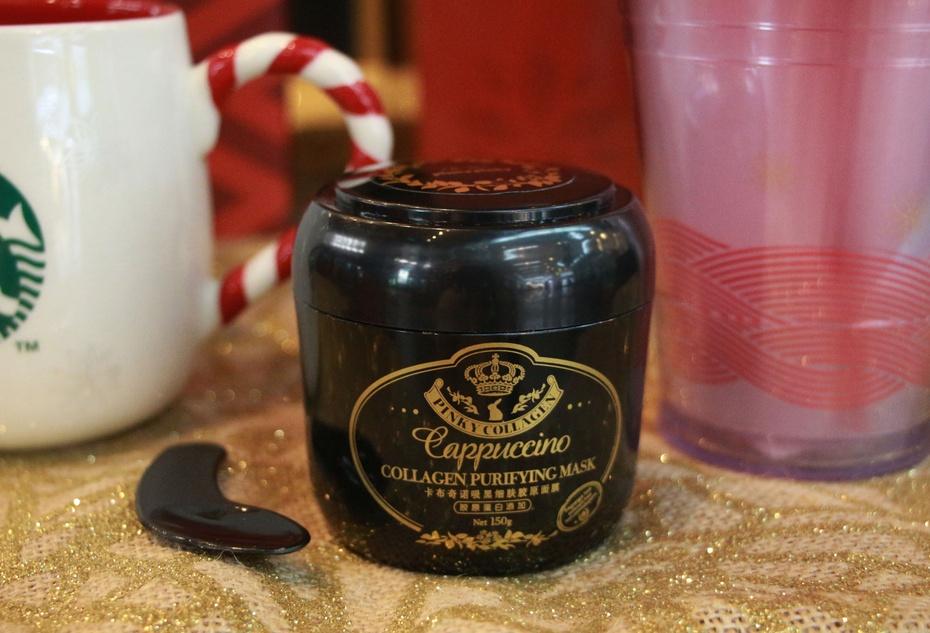 缤肌 卡布奇诺细黑细肤胶原面膜,让年轻美丽在咖啡香中延续 - AnaCoppla - AnaCoppla