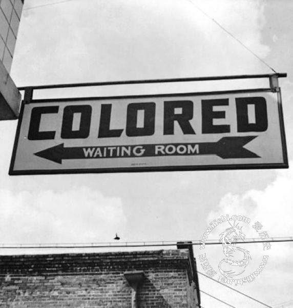 美国民权运动前黑人的屈辱岁月 - 爱历史 - 爱历史---老照片的故事