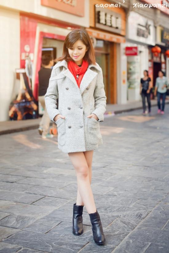 【服饰】冬季不可错过的中长款大衣~ - 草莓小玩子 -