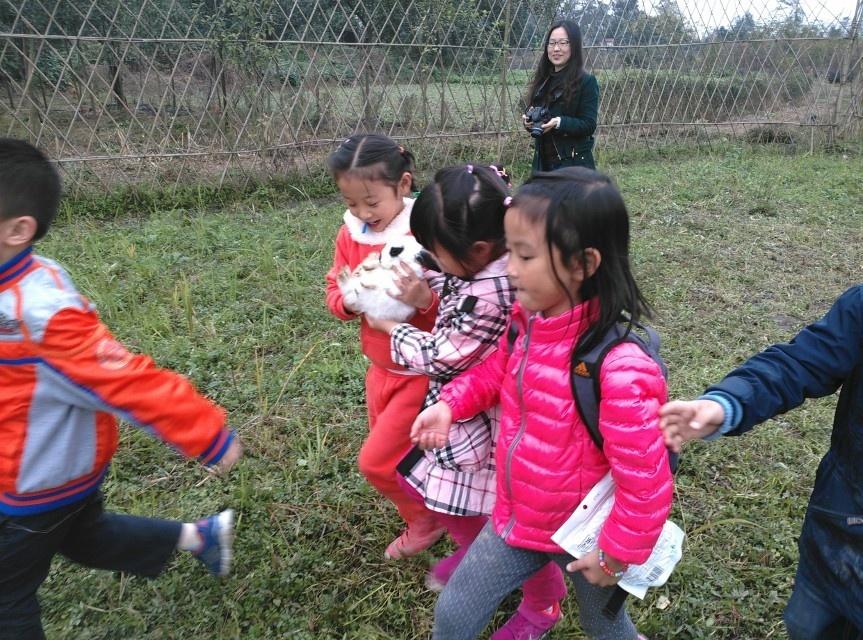 走进农家乐——一五班一组活动掠影 - 小小胡杨 - 小小胡杨班