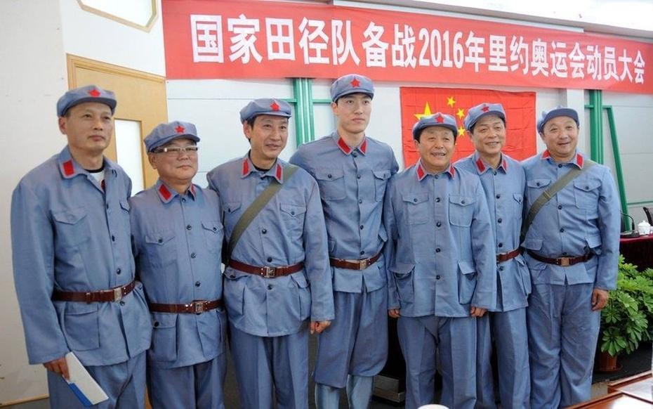 红星闪耀在刘翔头上 - 林海东 - 林海东的博客