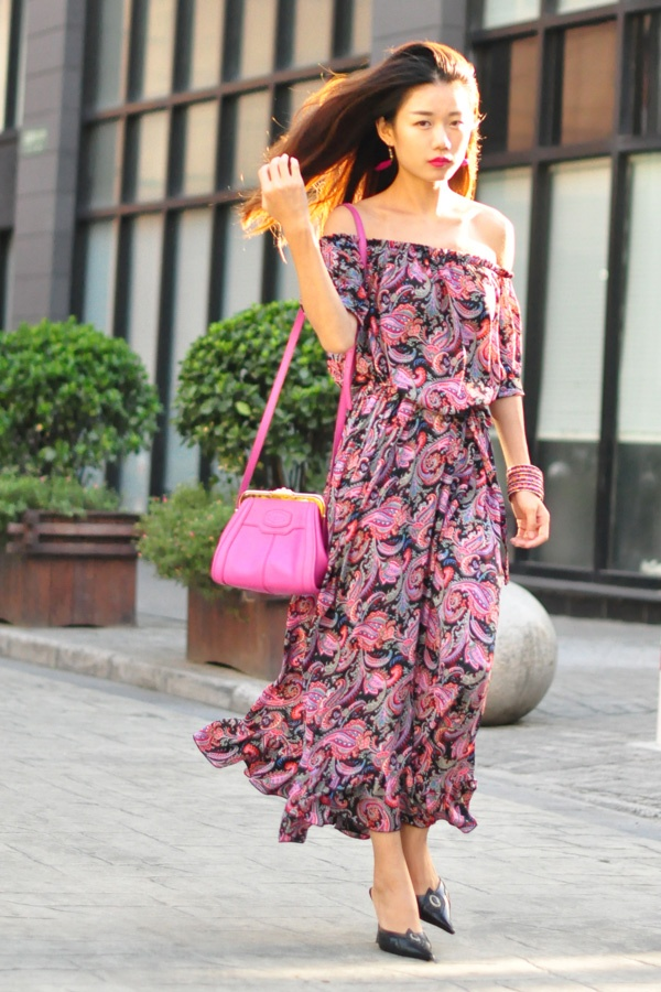 【Ava搭配日记】海岛游绝对穿长裙 - AvaFoo - Avas Fashion Blog