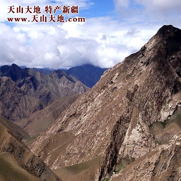 昆仑山/世界十大秘境之一昆仑山上的地狱之门/天山