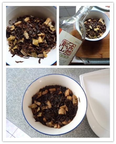 [感恩季-外婆家的菜]油而不腻的梅干菜扣肉 - 慢生活美食客 - 慢生活美食客