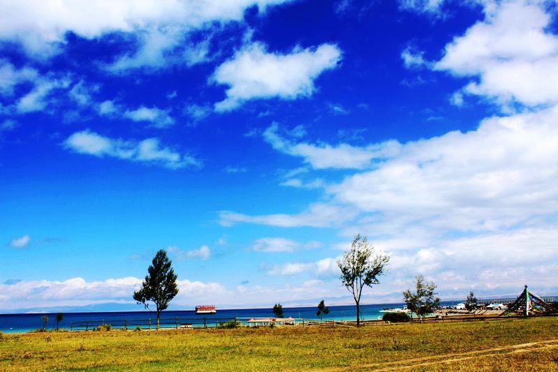 实拍:青海的夏季原来是这么的美 - H哥 - H哥的博客