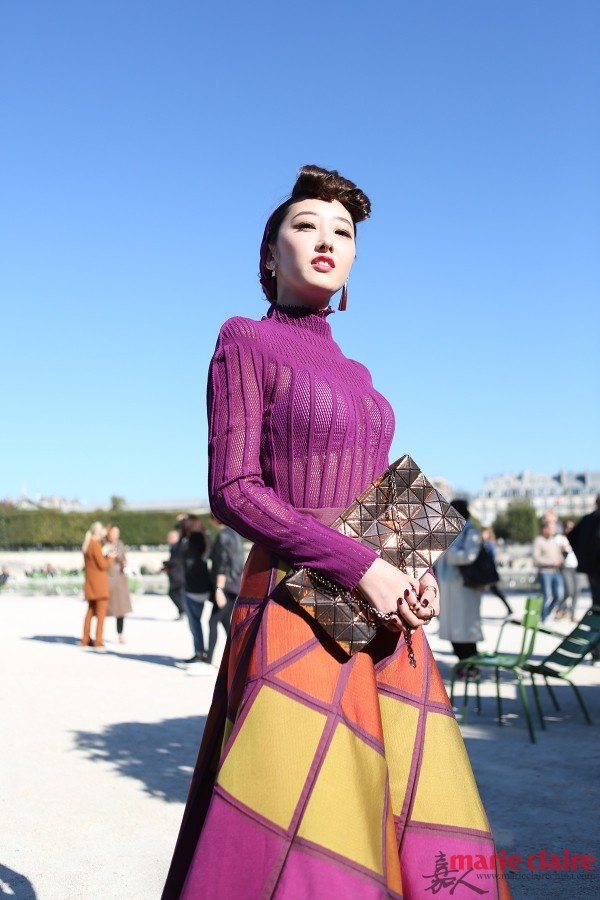 你们都爱的街拍攻略来啦!这才是时装周最实用的的干货 - 嘉人marieclaire - 嘉人中文网 官方博客