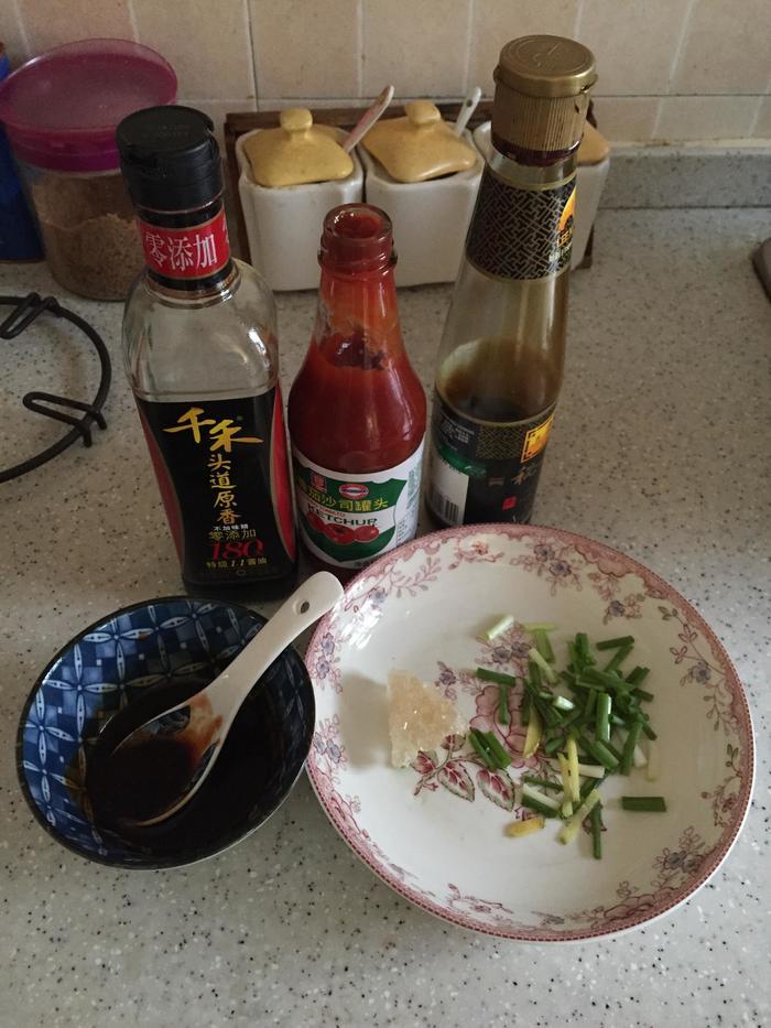 茄汁大虾 - 蔷薇花开 - 蔷薇花开的博客