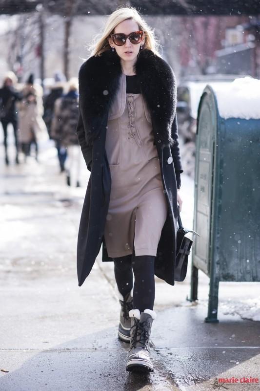 """保暖措施要到位 你应该入双洋气的""""大棉鞋"""" - 嘉人marieclaire - 嘉人中文网 官方博客"""