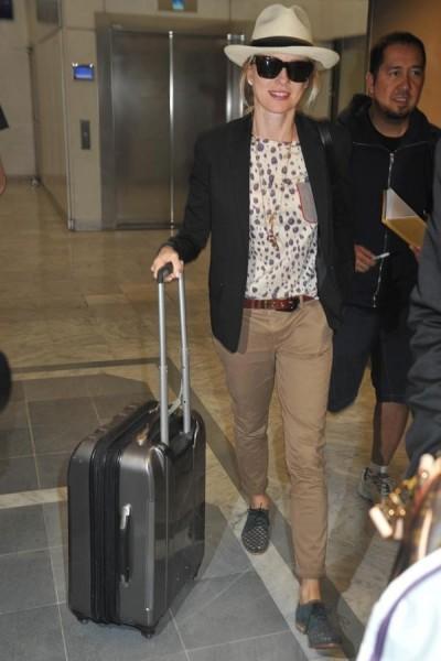 机场直击穿搭好灵感 女星示范出游LOOK - 嘉人marieclaire - 嘉人中文网 官方博客
