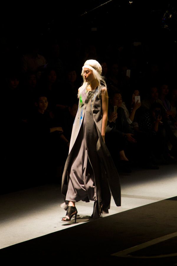 【Ava搭配日记】无感之上时尚跨界艺术展 - AvaFoo - Avas Fashion Blog