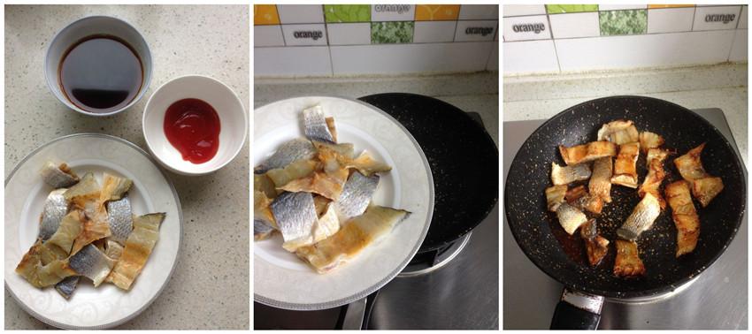 茄汁黄鱼鲞。。。。孩子最爱的茄汁风味菜 - 慢美食博客 - 慢美食博客 美食厨房