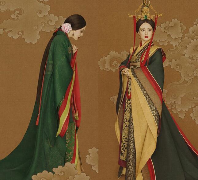 《芈月传》 关于战国服饰的时尚穿越之旅 - 嘉人marieclaire - 嘉人中文网 官方博客